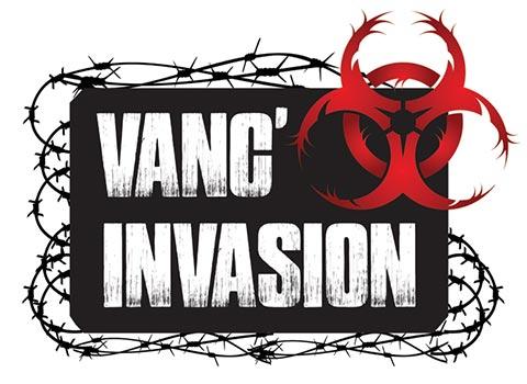 logo vanc invasion zombies fort de vancia rillieux lyon vanciaventure actualités