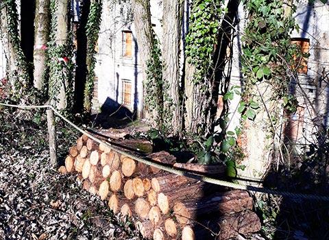 parc vanciaventure fort de vancia bois rillieux lyon
