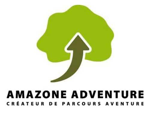 logo amazone adventure constructeur de parc
