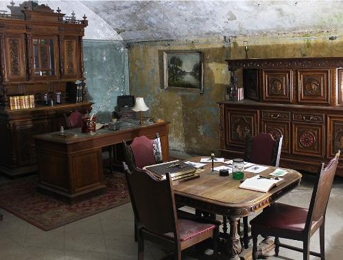 murder game salle directeur fort vancia